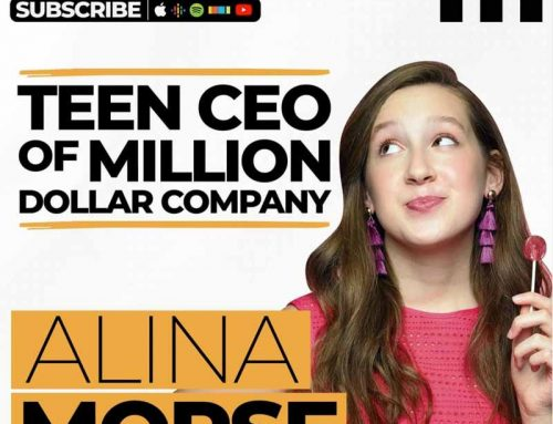 Teen CEO Of Million Dollar Company