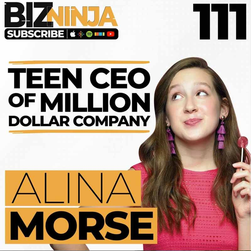 BizNinja Alina Morse Zolli Candy