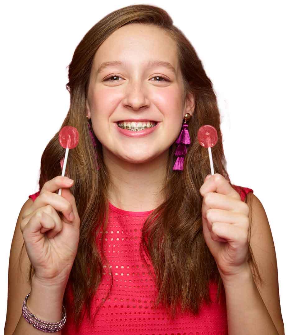 Alina Morse CEO Zolli Candy