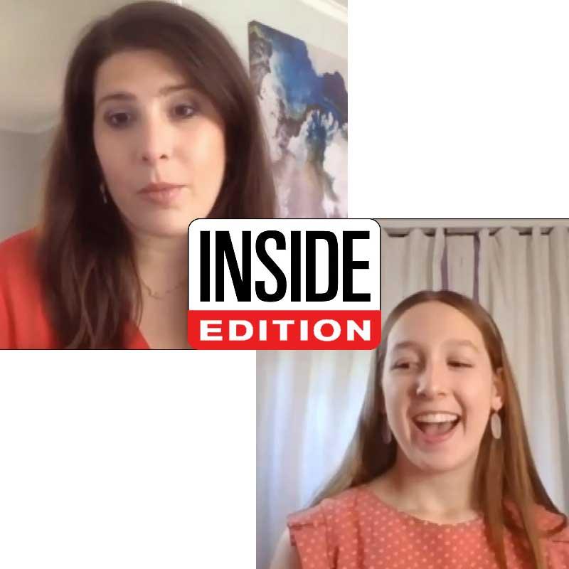 Inside Edition Zolli Candy Alina Morse