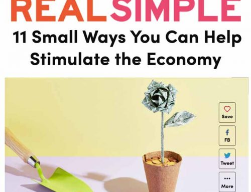 11 Small Ways You Can Help Stimulate the Economy