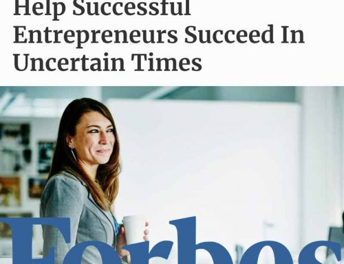Three Powerful Habits That Help Successful Entrepreneurs Succeed In Uncertain Times
